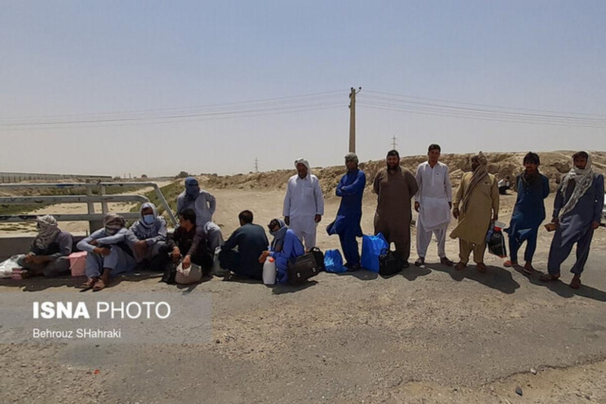 تکذیب ایجاد اردوگاههایی برای پذیرش مهاجران جدید افغان