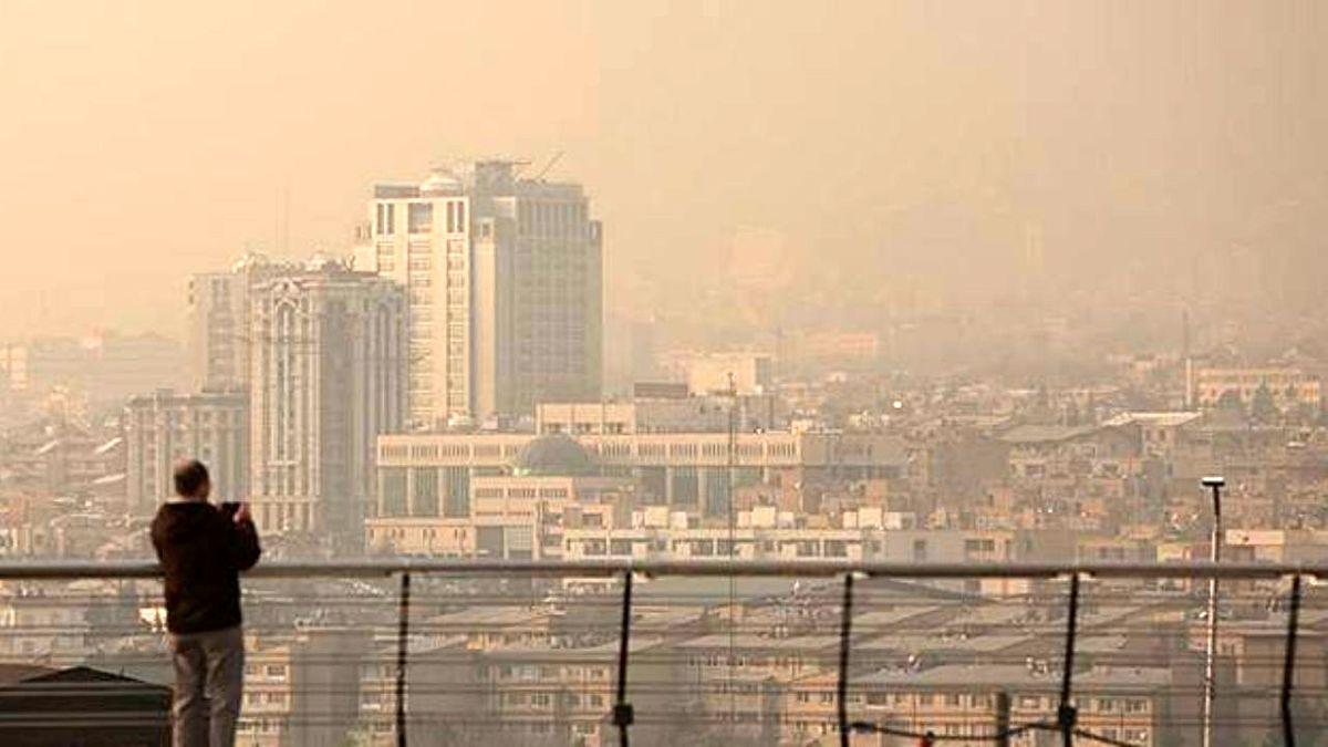 اینفوگرافیک: ۱۰ عامل اصلی آلودگی هوا در کلانشهرها