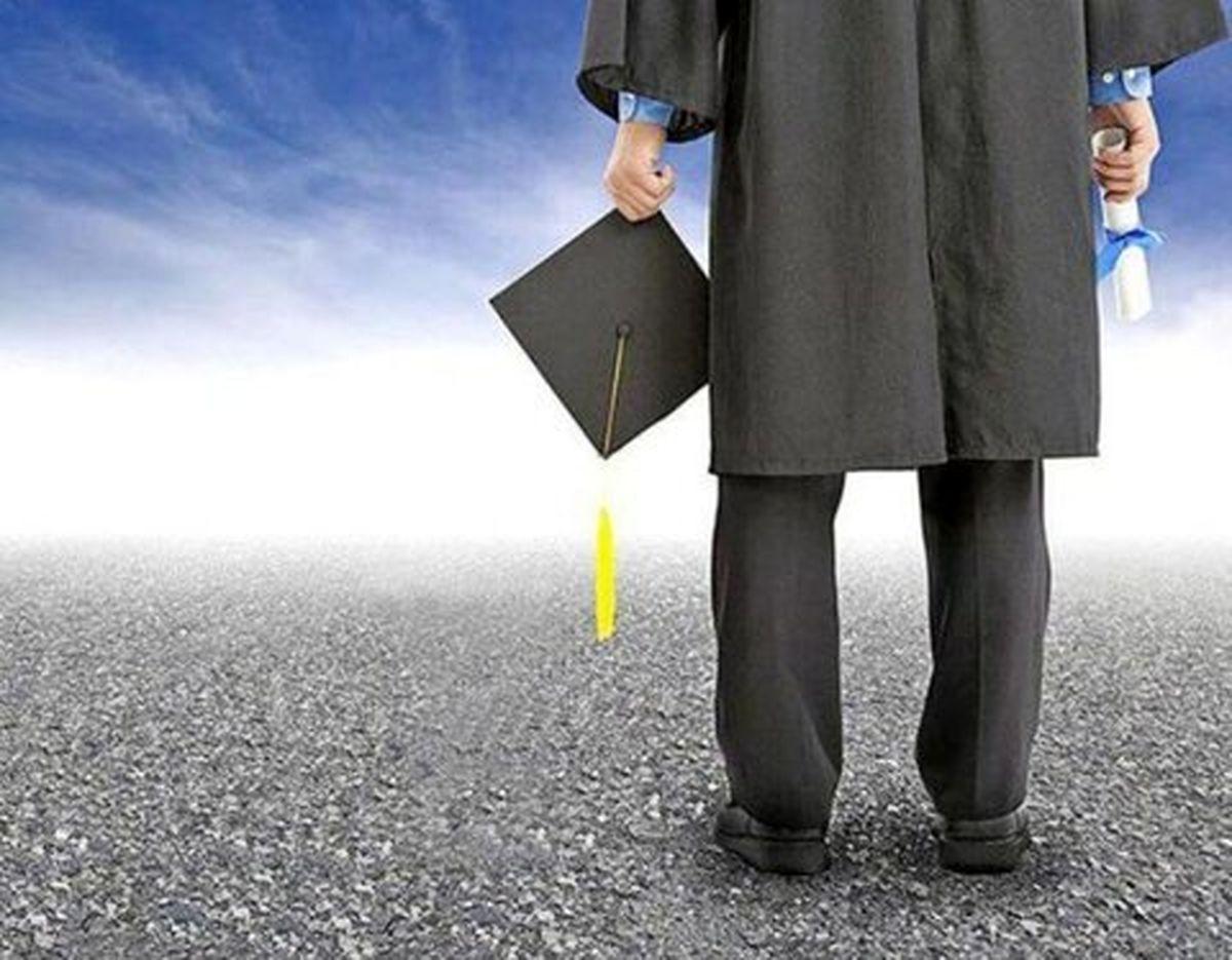 ۶۹ درصد از زنان بیکار، فارغالتحصیل دانشگاه هستند