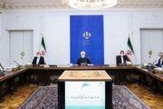 روحانی: نباید امواج مخرب و بدبینانه به جامعه فرستاده شود