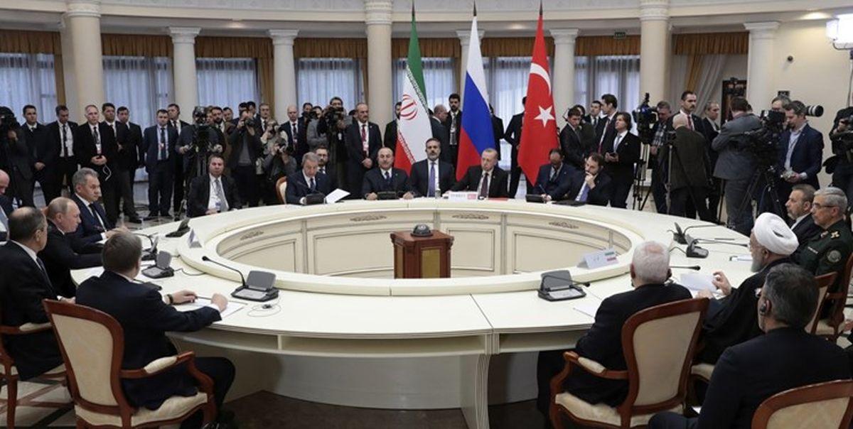 ایران، روسیه و ترکیه دور دیگری ازمذاکرات آستانه را برگزار میکنند