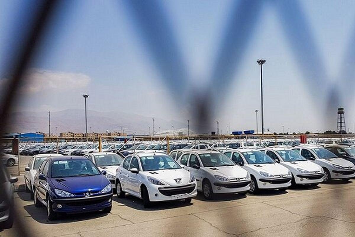 دست کوتاه خودروسازان و خرما بر نخیل