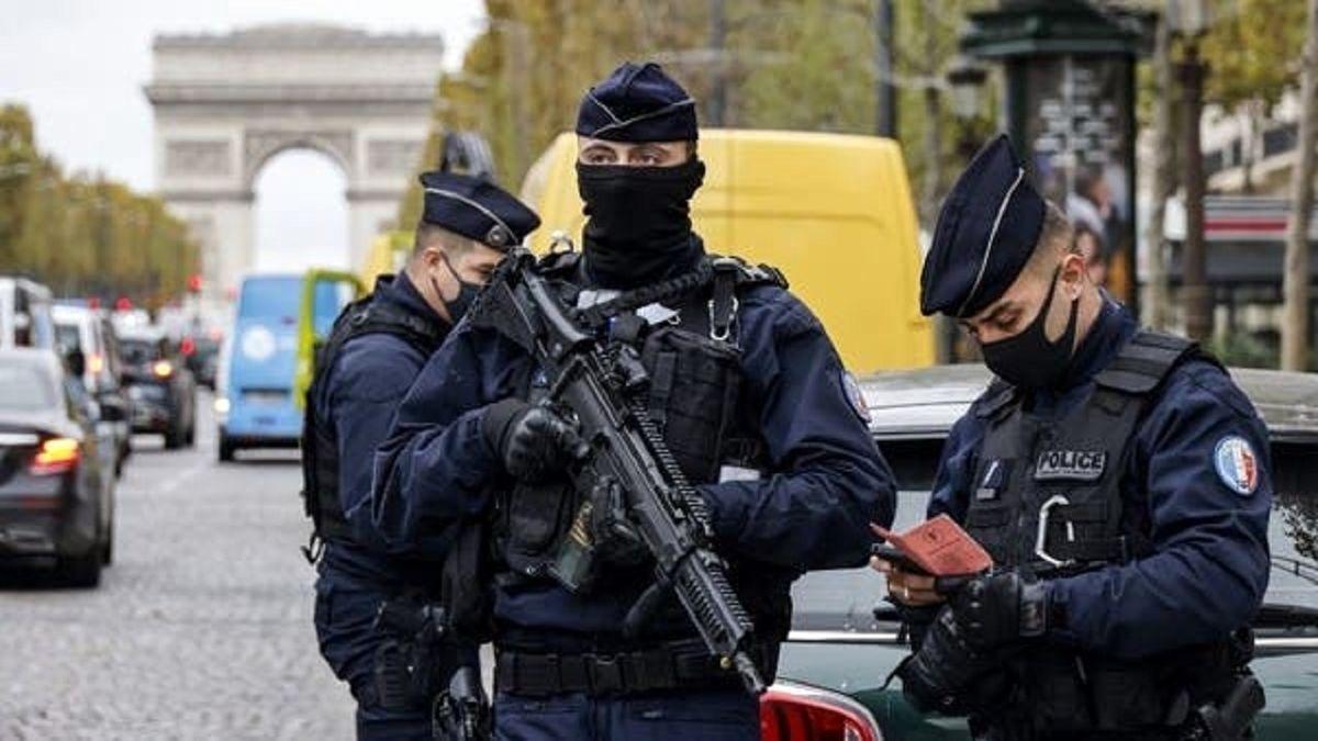 پلیس فرانسه یک مظنون را به ضرب گلوله کشت