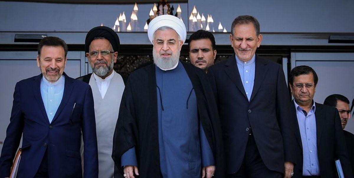 روزه سکوت روحانی و دولت تدبیر و امید در ارتباط با مردم