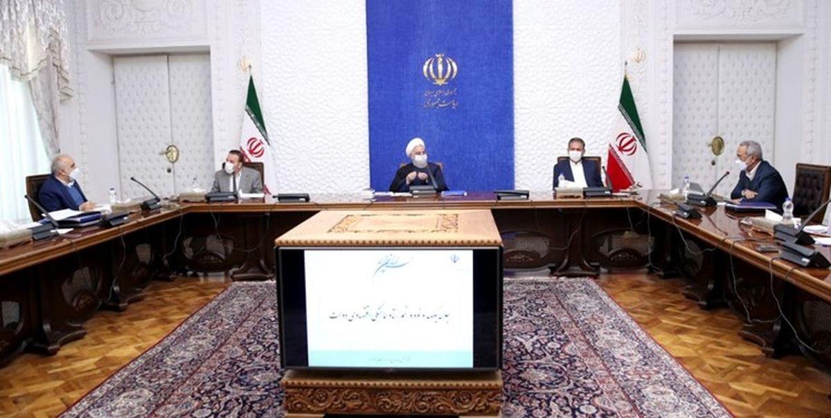 روحانی: دولت تغییر شاکله بودجه را نمیپذیرد