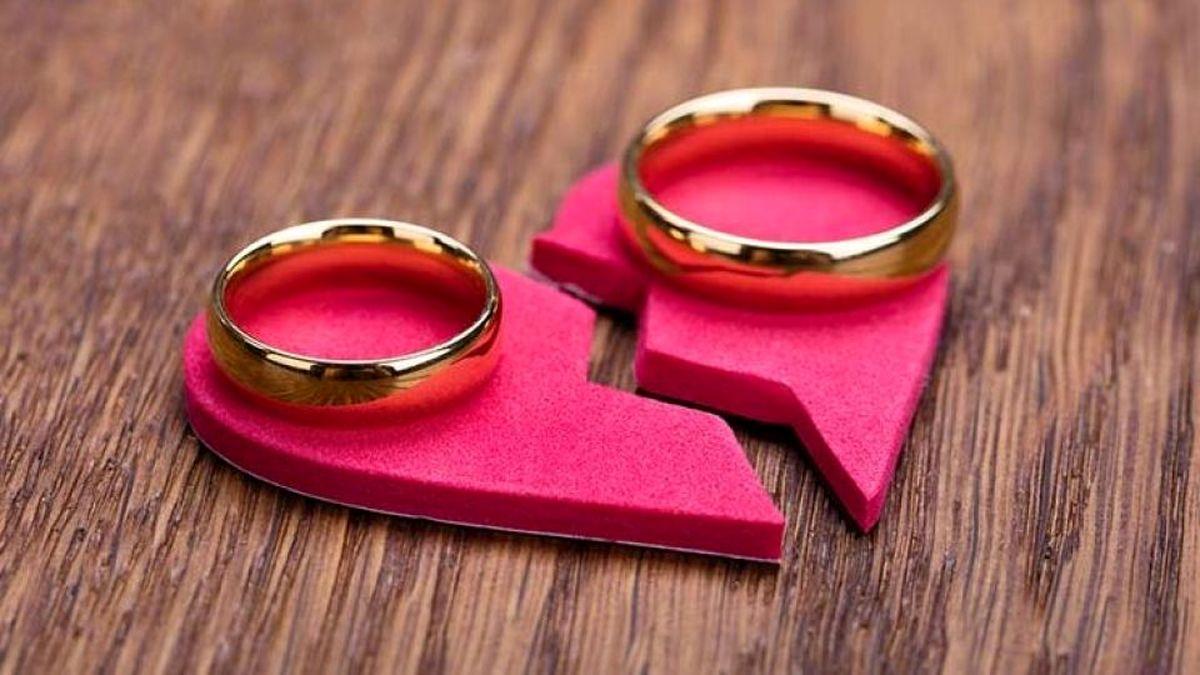 رشد ۳۹ درصدی طلاق با مدت ازدواج کمتر از یک سال