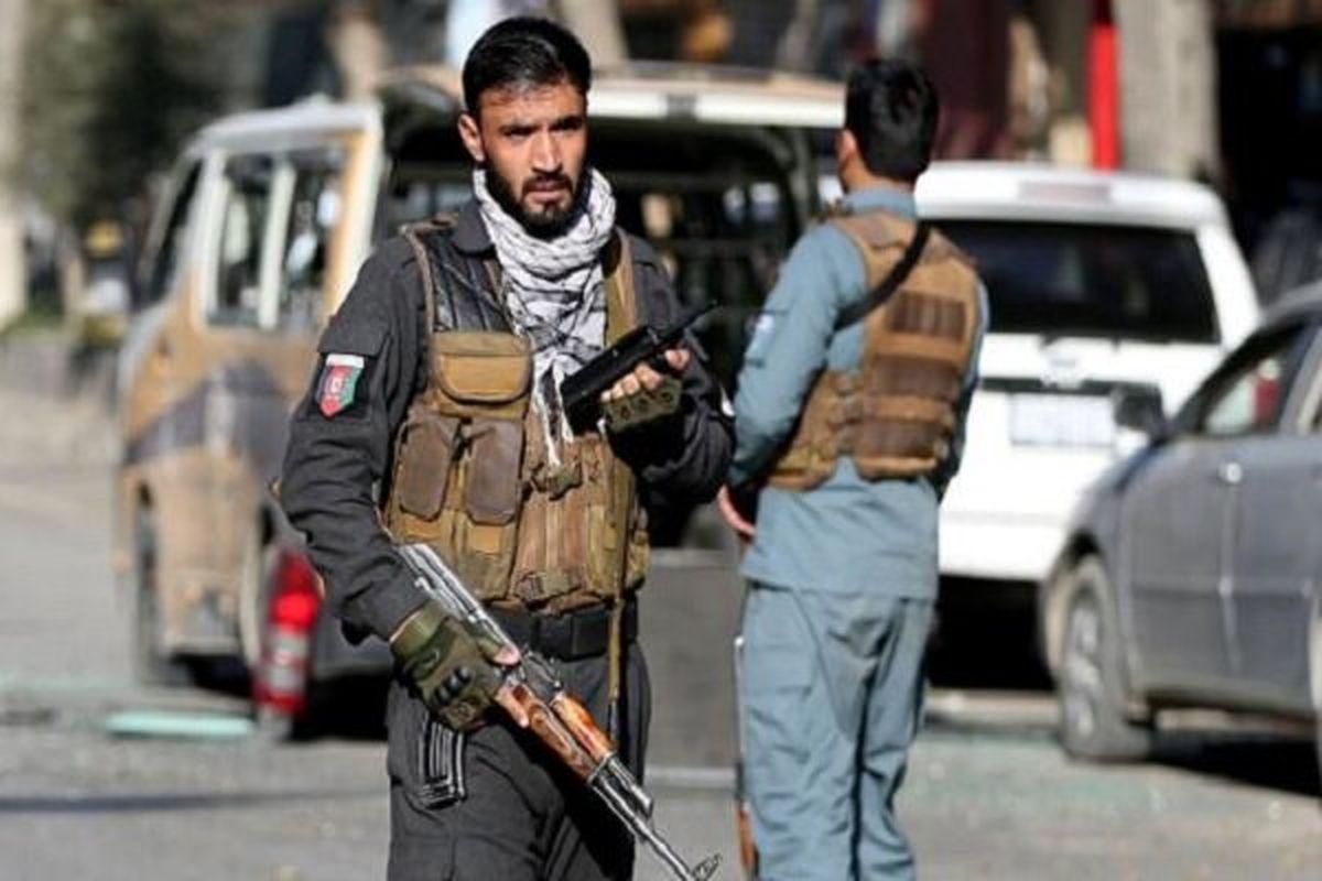 حمله یک خودرو بمب گذاری شده به یک پاسگاه نیروهای امنیتی افغانستان