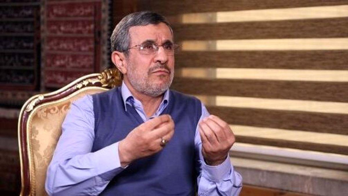 احمدینژاد به بایدن نامه نوشت