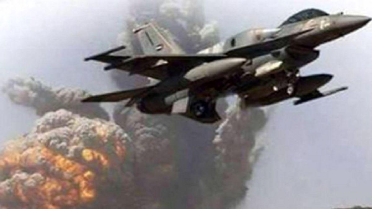 تجاوز جنگندههای متجاوز سعودی به صنعا