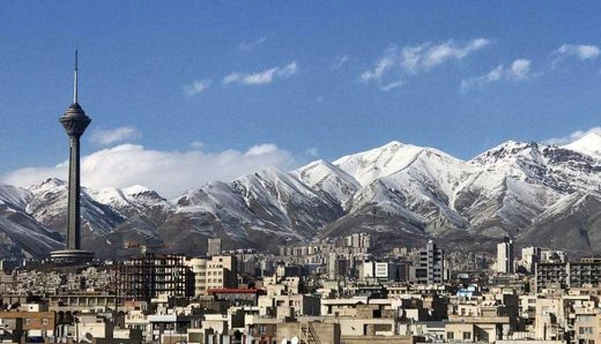 کیفیت هوای تهران قابل قبول شد