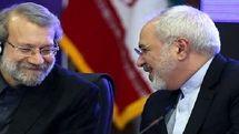 دوگانه «لاریجانی – ظریف» برای انتخابات ۱۴۰۰