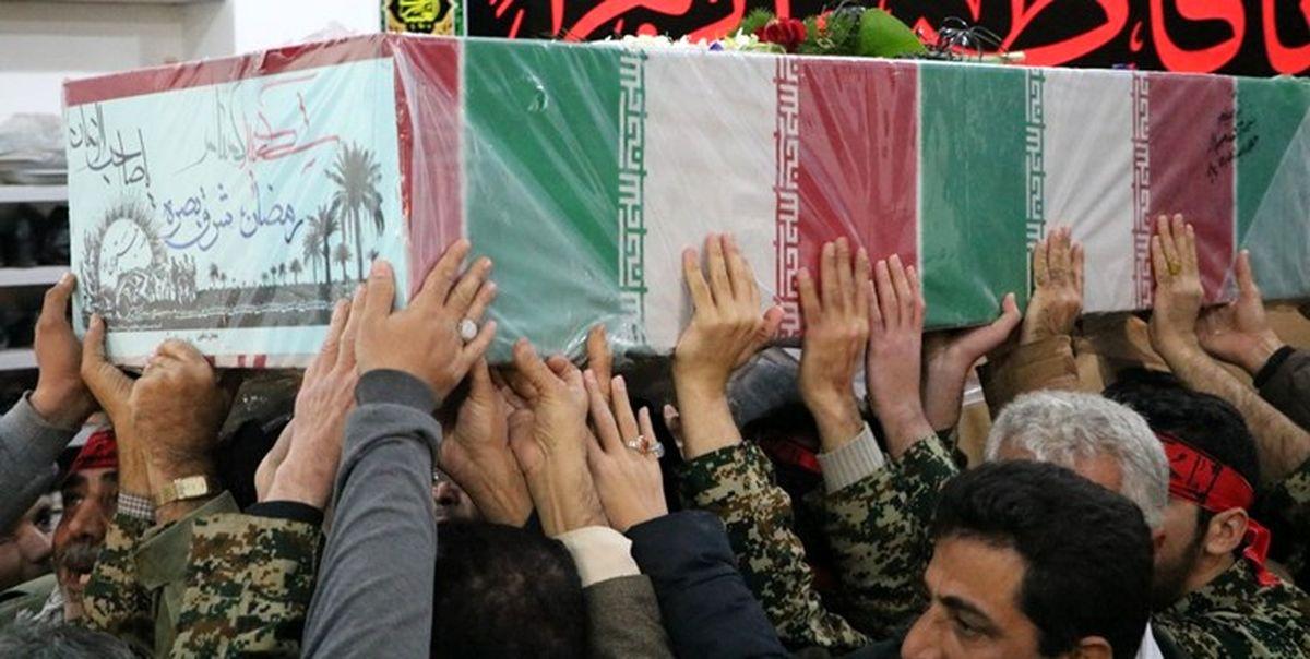 تهران میزبان شهدا