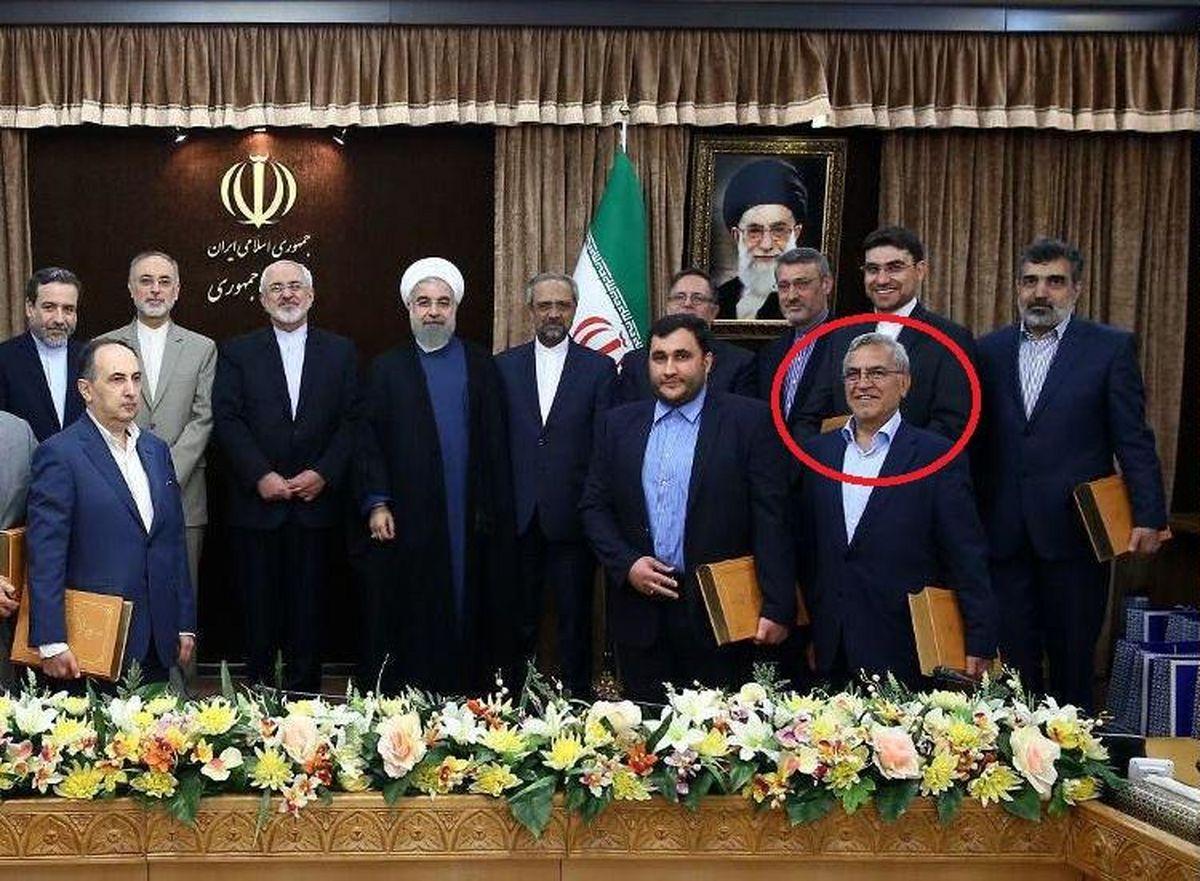 دری اصفهانی به قید وثیقه آزاد شد