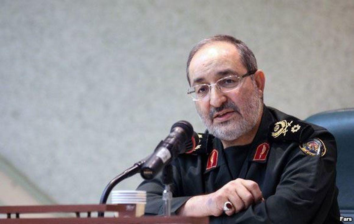 جمهوری اسلامی ایران در برابر تهاجم سلاحهای کشتار جمعی دستبسته نیست