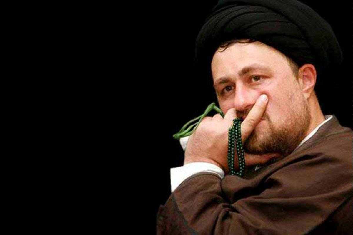 پیام تسلیت سیدحسن خمینی درپی درگذشت برادرزاده ناطق نوری