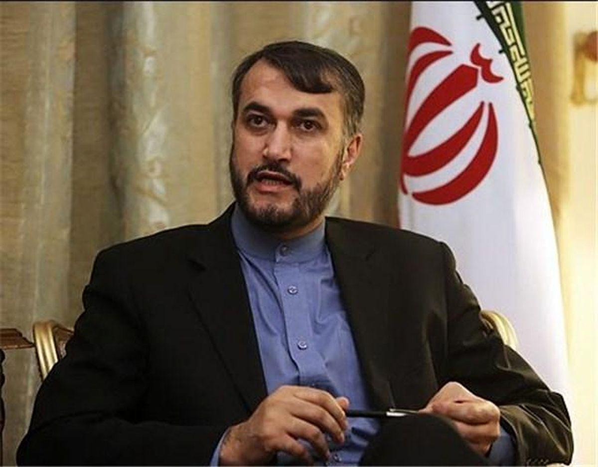امیرعبداللهیان با مقامات ارشد جهاد اسلامی و حماس درباره تحولات فلسطین گفتگو کرد