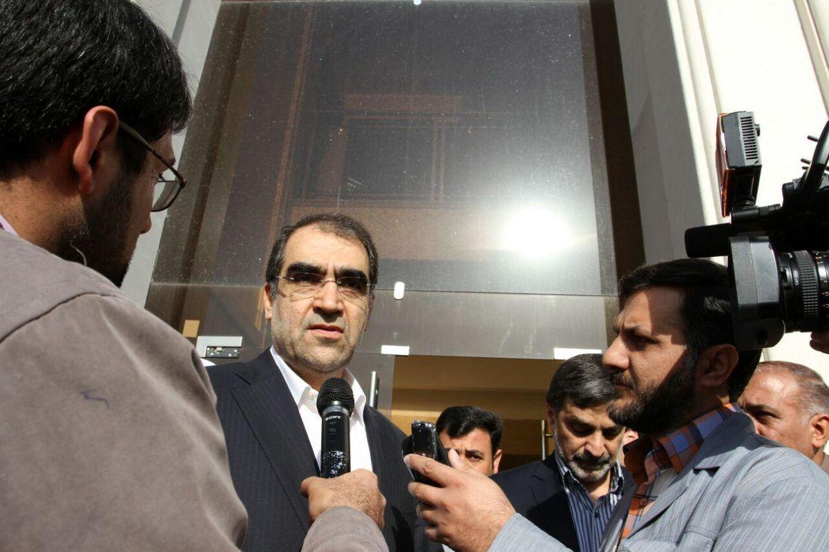 واکنش وزیر بهداشت به نسخههای میلیاردی پزشکان: وارد حاشیه نمیشویم
