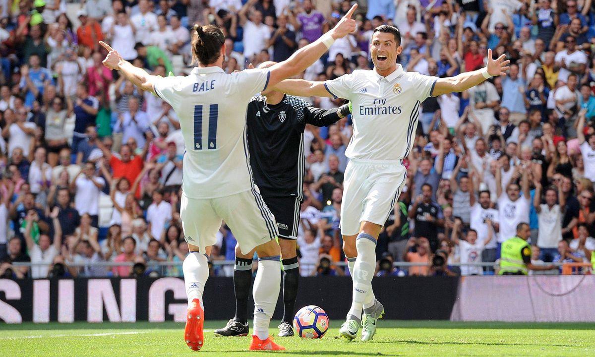 رئال مادرید با هتتریک رونالدو به یک قدمی فینال رسید