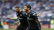 بارسلونا  برد؛ رئال مادرید برای سی و سومین بار قهرمان شد