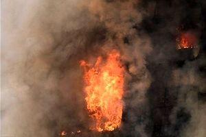 آتشسوزی در بخش داخلی بیمارستان ولیعصر(عج) خرمشهر/ یک بیمار فوت کرد