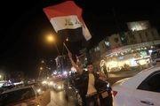 شادی مردم بغداد از آزادسازی موصل + تصاویر