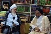 وزیر اطلاعات با نماینده ولیفقیه در استان گیلان دیدار کرد