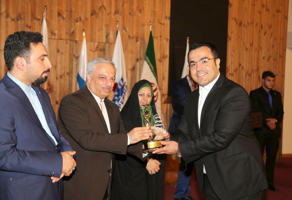 وحید احمدی به عنوان مدیر موفق جهان اسلام انتخاب شد