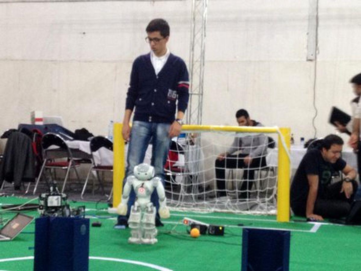تهران، میزبان بزرگترین رویداد ورزشی رباتها در خاورمیانه