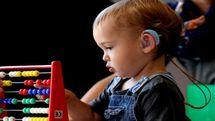 سالانه هزار کودک ناشنوا در ایران متولد می شوند