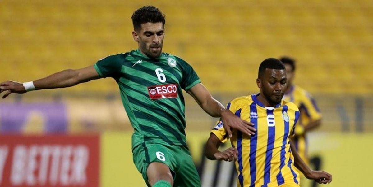 موافقت AFC با میزبانی کربلا برای ذوب آهن مقابل النصر عربستان