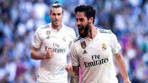 بازگشت زیدان، حضور ایسکو و در نهایت پیروزی رئال مادرید