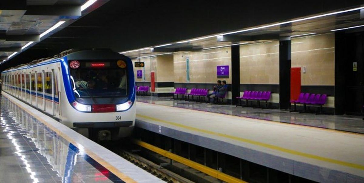 «ریزش مترو» صحت ندارد