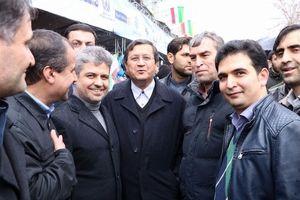 تحریم ایران توسط شرکتی که «همتی» رئیس هیئت مدیره آن است