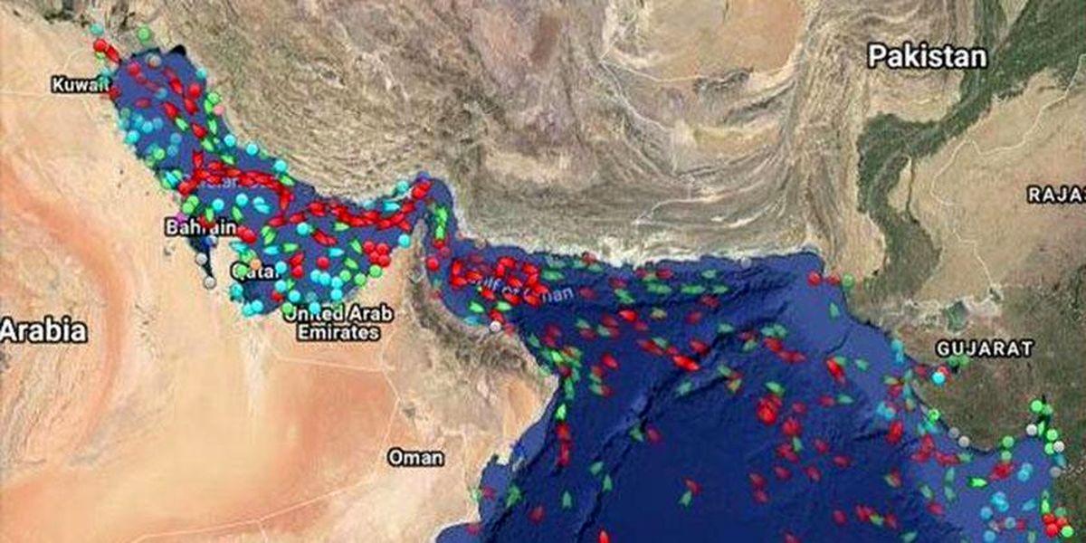 چگونه نفتکشهای با محمولههای ایران لو میرود؟