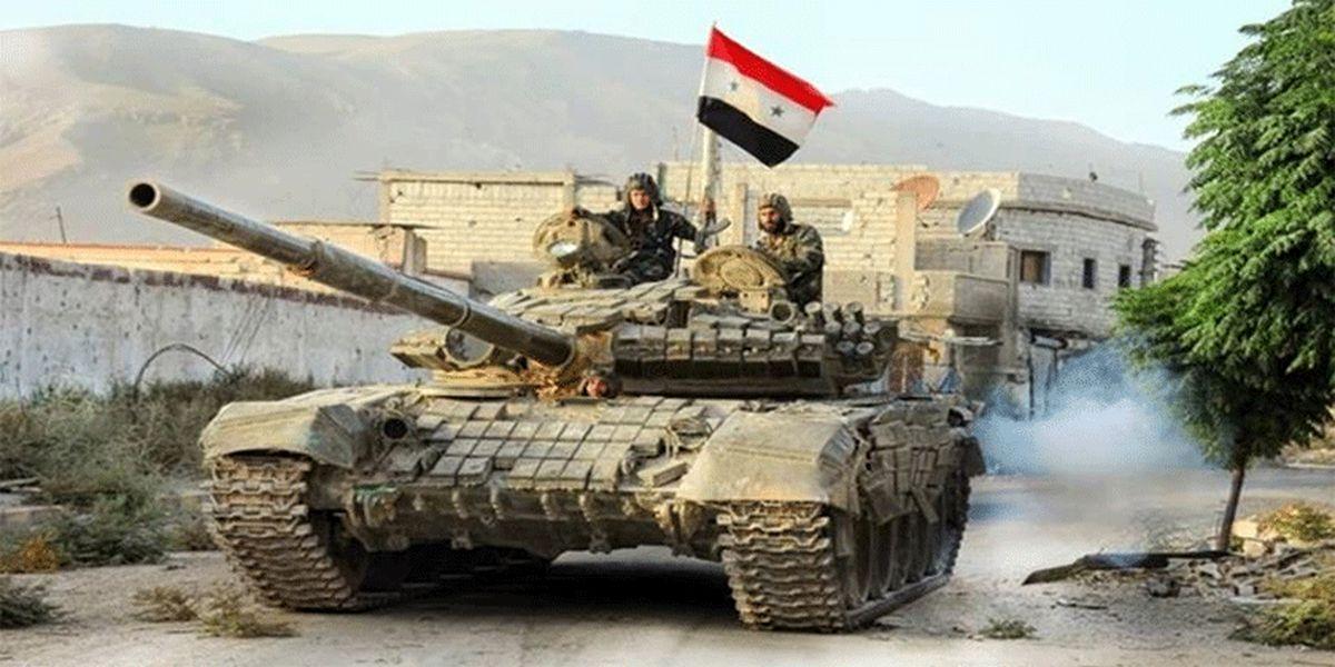 کنترل کامل «خان شیخون» را ارتش سوریه در دست گرفت