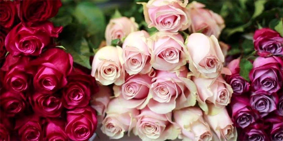 گل برای عید غدیر گران نمیشود