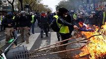درخواست شهرداران فرانسه از مکرون برای پایان دادن به بحران در این کشور