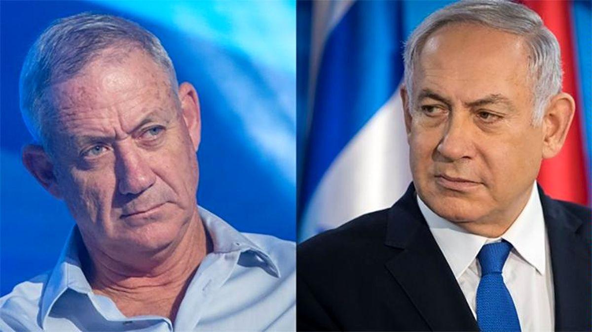 گانتز: نتانیاهو فرد مناسبی برای نخستوزیری نیست