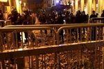 گزارش العهد از اغتشاشات شبانه در مرکز بیروت