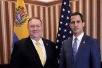 پامپئو: آمریکا حامی صددرصد گوایدو خواهد بود