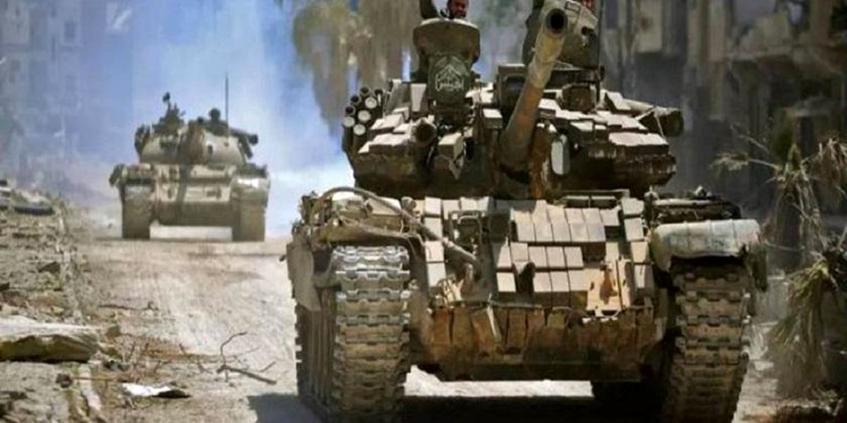 ارتش سوریه به اردوغان هشدار داد