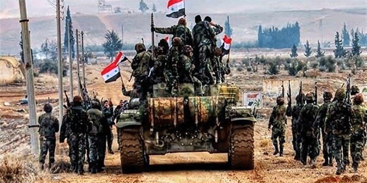 تلفات نیروهای ترکیه در حمله موشکی ارتش سوریه
