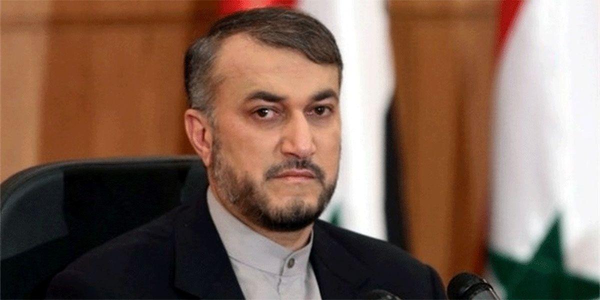 دیدار سفیر سوریه در تهران با امیرعبداللهیان