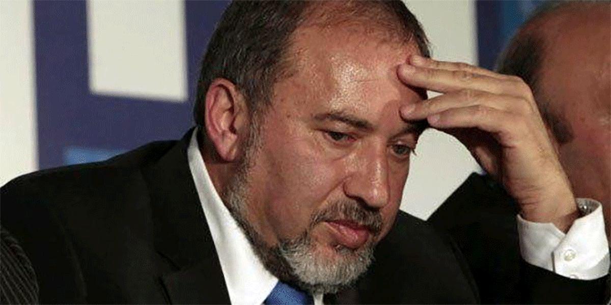 لیبرمن: نتانیاهو در حال هدایت اسرائیل به سوی فروپاشی است