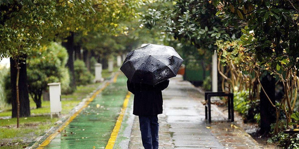 بارندگی ها ادامه دارد