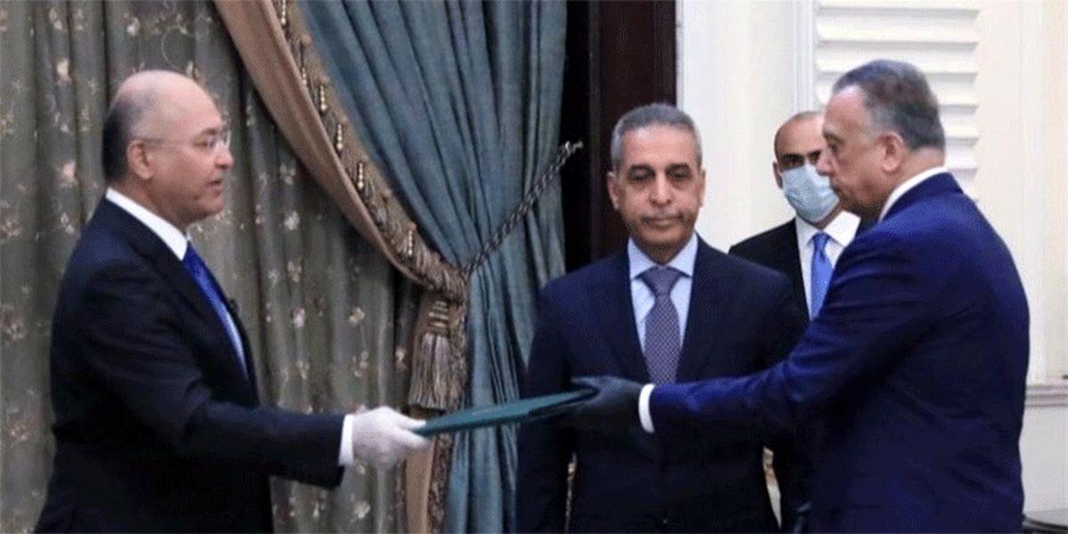 آخرین اخبار از کابینه جدید عراق؛ آیا الکاظمی دولت وحدت ملی تشکیل میدهد؟