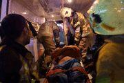 اسامی و آخرین وضعیت مصدومان حادثه سینا اعلام شد