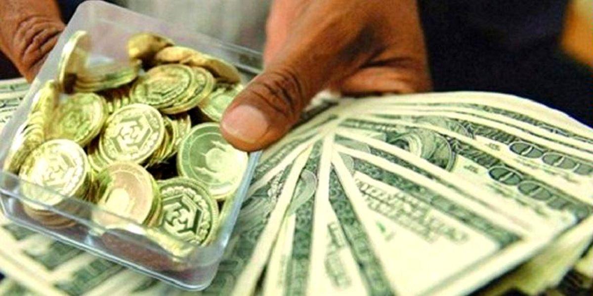 قیمت طلا و سکه در ۱۶ تیر ۹۹؛ سکه اندکی کوتاه آمد