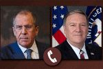وزرای خارجه روسیه و آمریکا درباره پیشنهاد پوتین به مذاکره نشستند