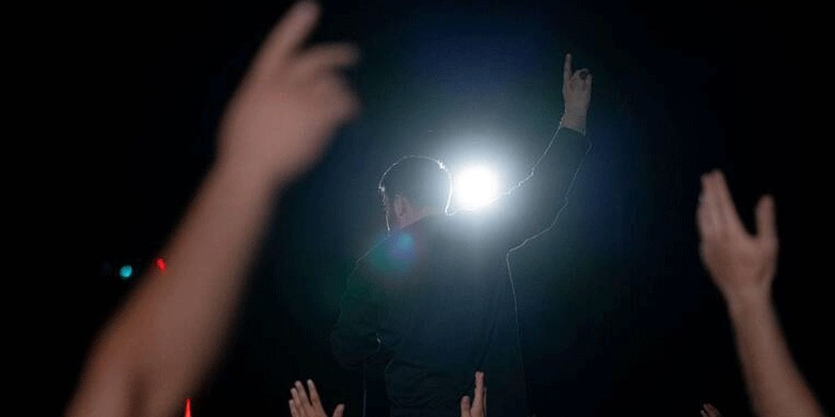 تصاویر: شب اول محرم؛ هیئت مکتب الزهرا(س)